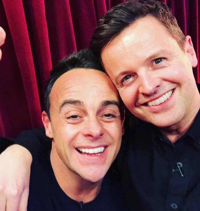 Ant and Dec hinted they're willing to fork out for Piers to appear on the show