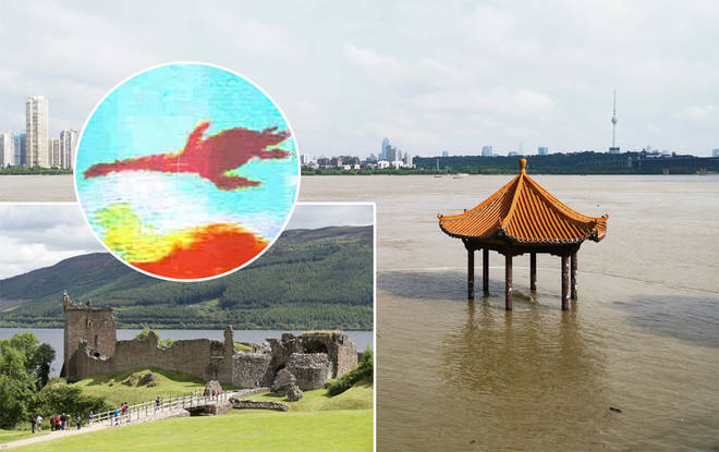 China's Yangtze River apparently had a monster lurking in its depths