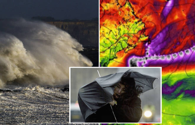 Hurricane Humberto will mark the start of the autumnal weather.