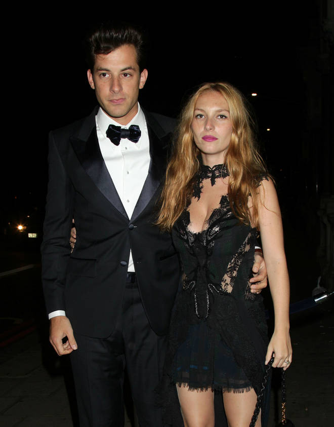 Mark Ronson split from his wife in 2018