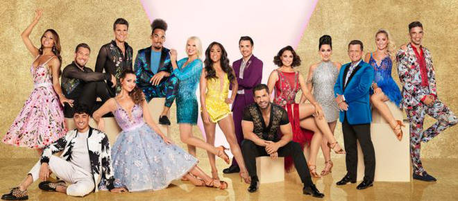 Strictly Come Dancing 2019: Couples' first dances and songs revealed