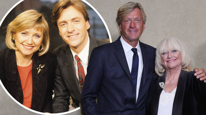 Richard and Judy stepped down from their presenting role on This Morning in 2001