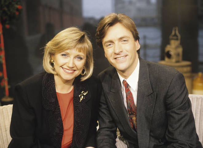 The famous presenting duo launched the ITV show 31 years ago before stepping down from their hosting role in 2001