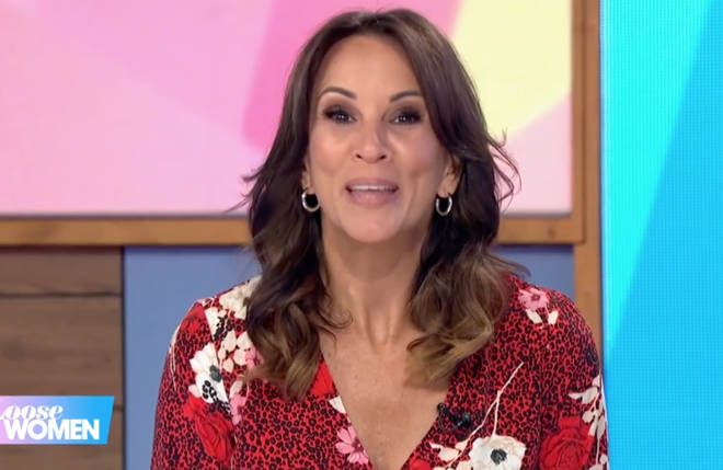 Loose Women has also been cancelled for Friday
