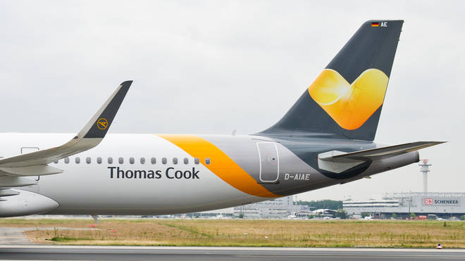 Travel brand Thomas Cook is at risk of going under, unless they can find rescue