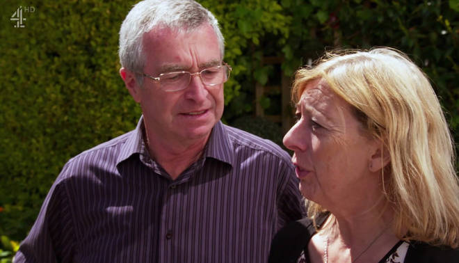 Kay and Robert were slated by viewers for being too picky