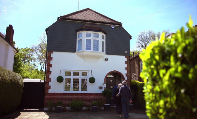 Robert rejected this Banstead property because of the parking