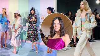 Lilah Parsons reveals all about London Fashion Week