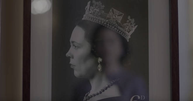 The Queen's new portrait is revealed
