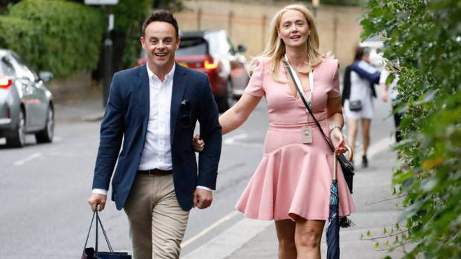 Anne-Marie Corbett will fly out to Australia to support Ant McPartlin as he makes his return to the show