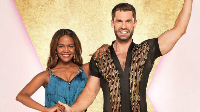 He wowed Strictly fans with his moves last night