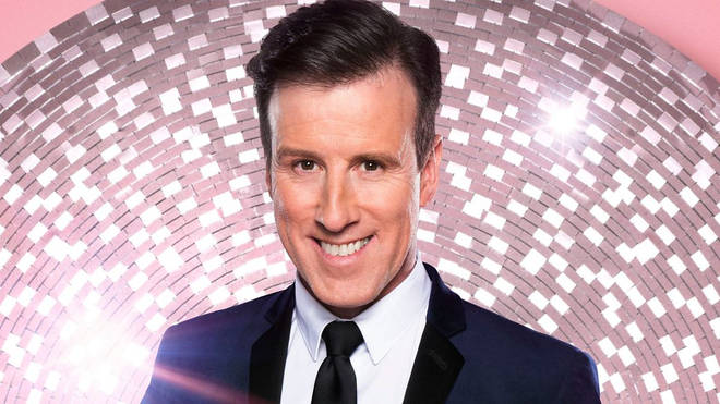 How old is Strictly professional Anton du Beke and how long has he been on the show?