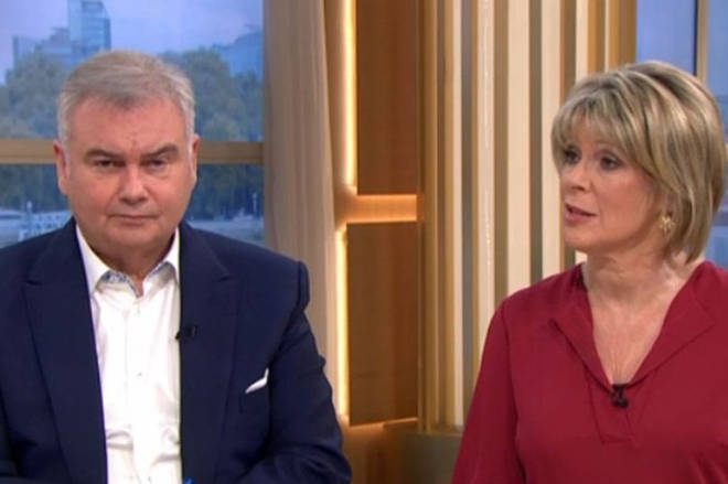 We didn't see Eamonn and Ruth last Friday either for the same reason
