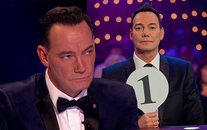 Strictly's resident Mr Nasty has been asked to tone down his comments