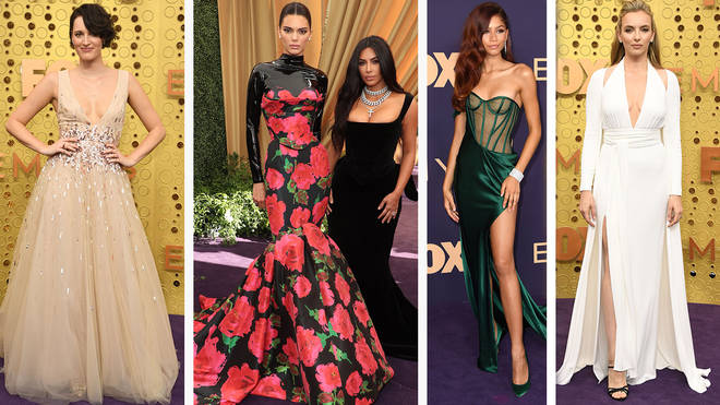 Vote for your favourite red carpet look from the Emmys 2019