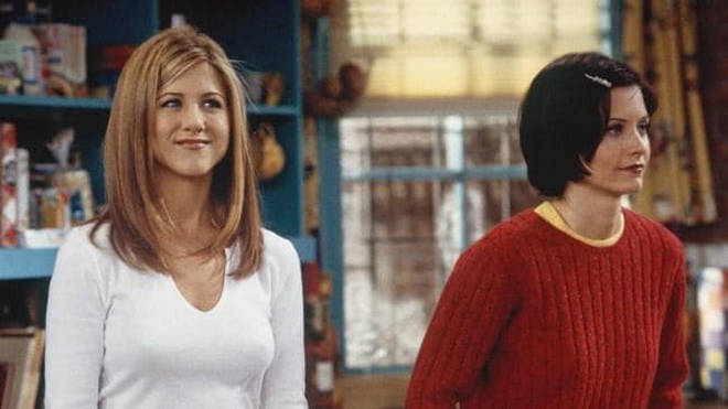 Be everyone's BFF envy as you channel your inner Rachel and Monica