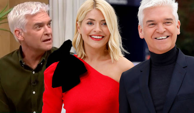 Phillip Schofield's salary has doubled from last year, but Holly Willoughby isn't far behind