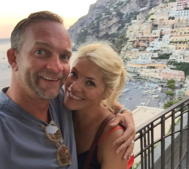 Holly and husband Dan's company reportedly bought in £1.7million last year