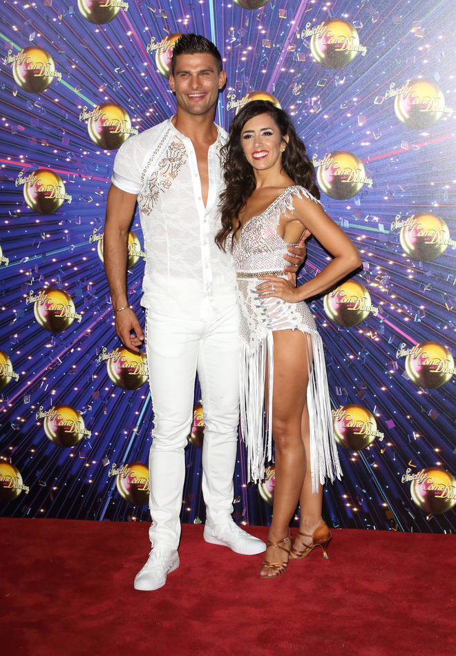 Aljaz Skorjanec and Janette Manrara take home a shared salary of £290,000.