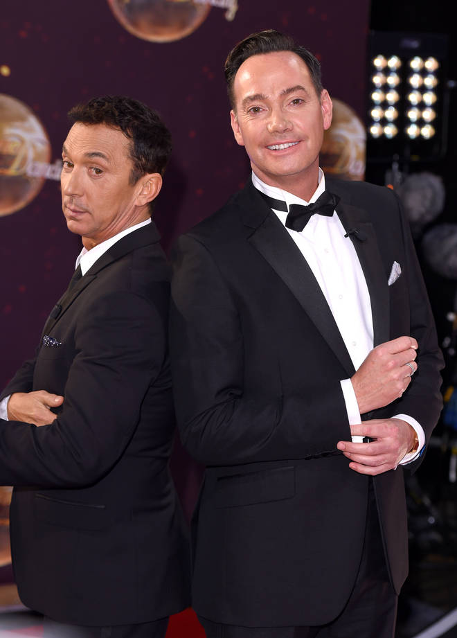Bruno Tonioli and Craig Revel Horwood earn a significant amount more than the professional dancers.