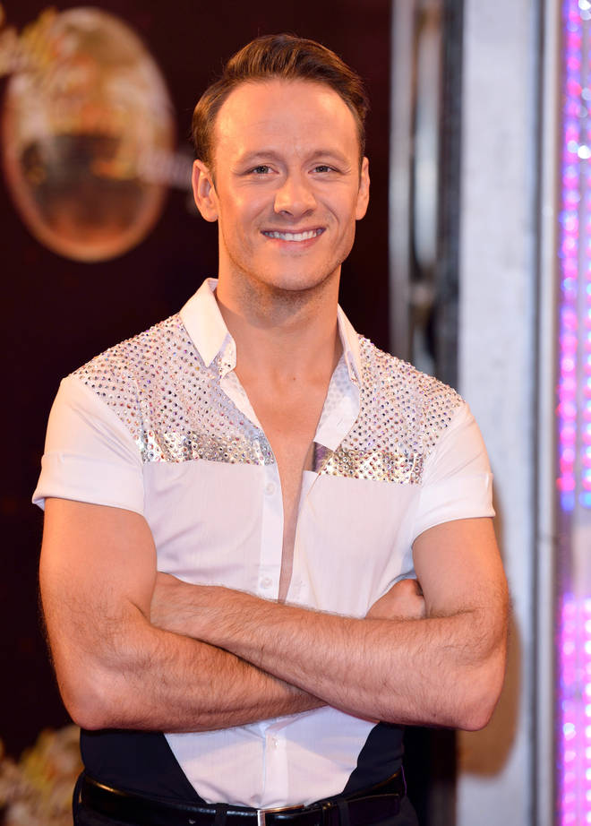 Kevin Clifton won last year's Strictly with girlfriend Stacey Dooley.