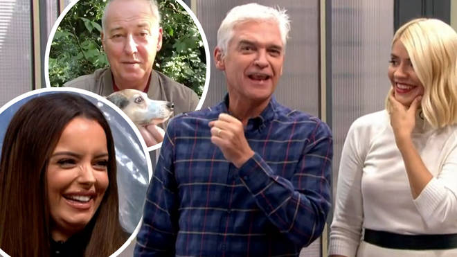Maura Higgins and Michael Barrymore will be getting their skates on for the new series of Dancing On Ice