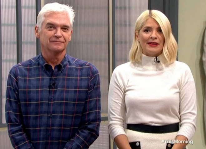 Holly and Phil – who also present Dancing On Ice - revealed the first two contestants