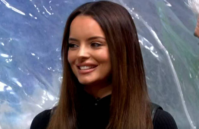 Maura Higgins found fame on this year's Love Island, and will now be participating in the hit skating show