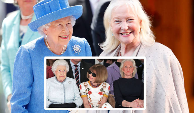 The Queen has given Angela Kelly permission to release a book about their relationship