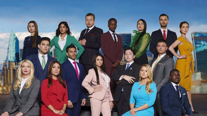Meet the 16 contestants competing for Lord Sugar's investment.