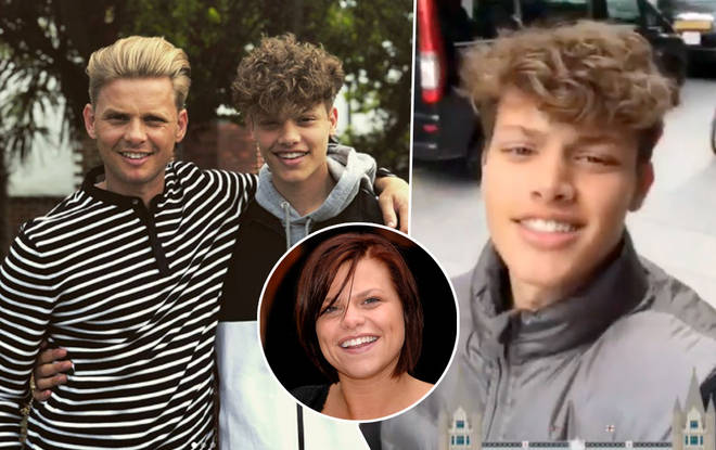 Jade Goody's son Bobby, 16 makes dad Jeff Brazier 'proud' as he starts work as an apprentice
