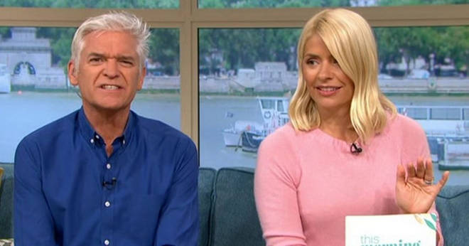 Phil and Holly won't be on our screens today