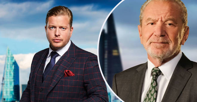 Thomas Skinner is a candidate on this year's Apprentice