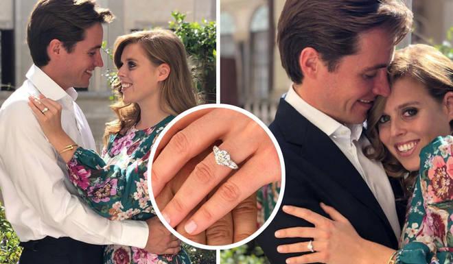 Princess Beatrice is engaged to Edoardo Mapelli Mozzi, it has been revealed