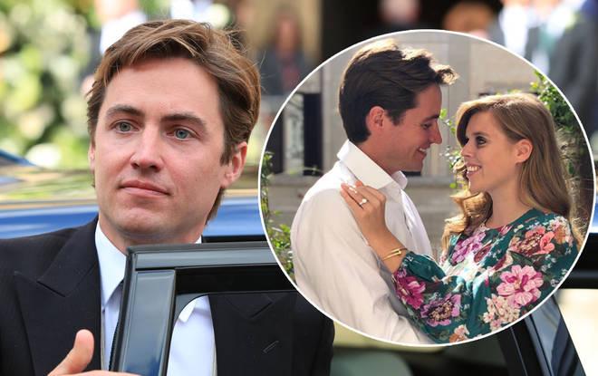 The multi-millionare just proposed to Princess Beatrice