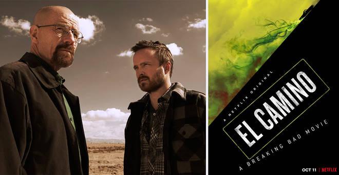 El Camino arrives on Netflix on 11 October