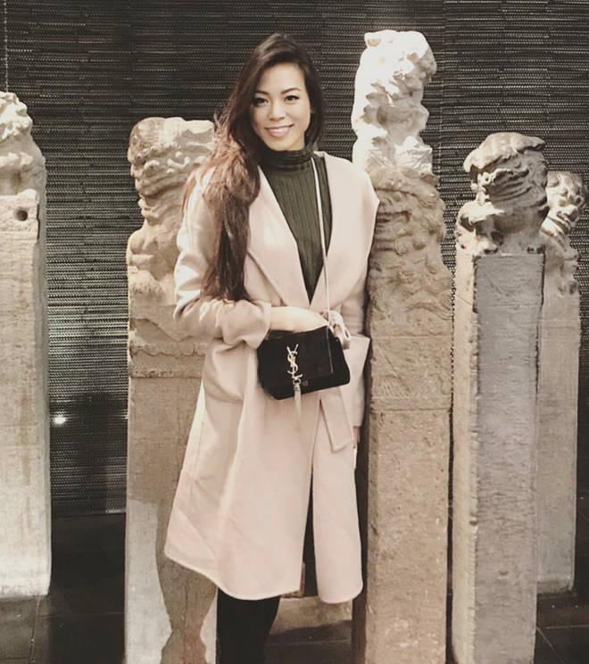 Glamorous Dara lives a lavish lifestyle and travels the world