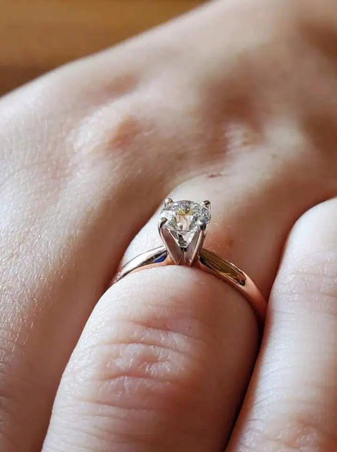 Many mocked the ring's unusual shape