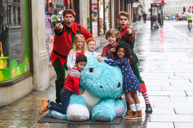 Hamleys has released its top toys for Christmas.