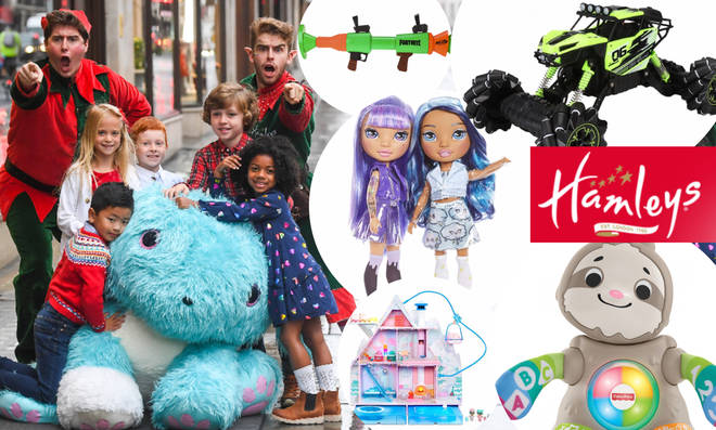 Hamleys has put together their predictions for the most popular presents.