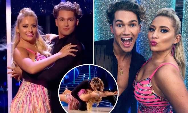 AJ Pritchard and Saffron Barker sent fans wild with their on-screen chemistry.