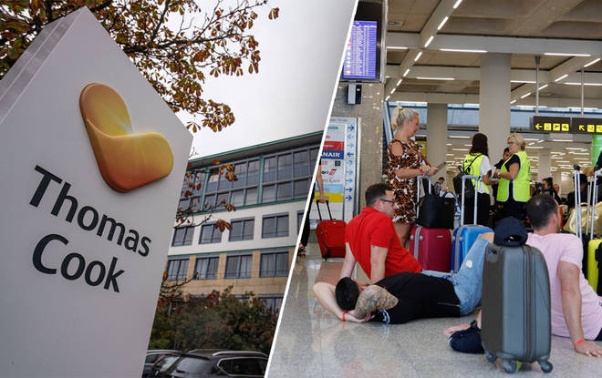 Thousands of unimpressed customers have been left stuck abroad