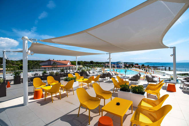The rooftop bars offer incredible views
