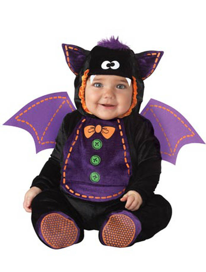 Pick up this baby bat costume for £19.99
