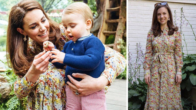 Mallory spends thousands recreating the Duchess of Cambridge's looks