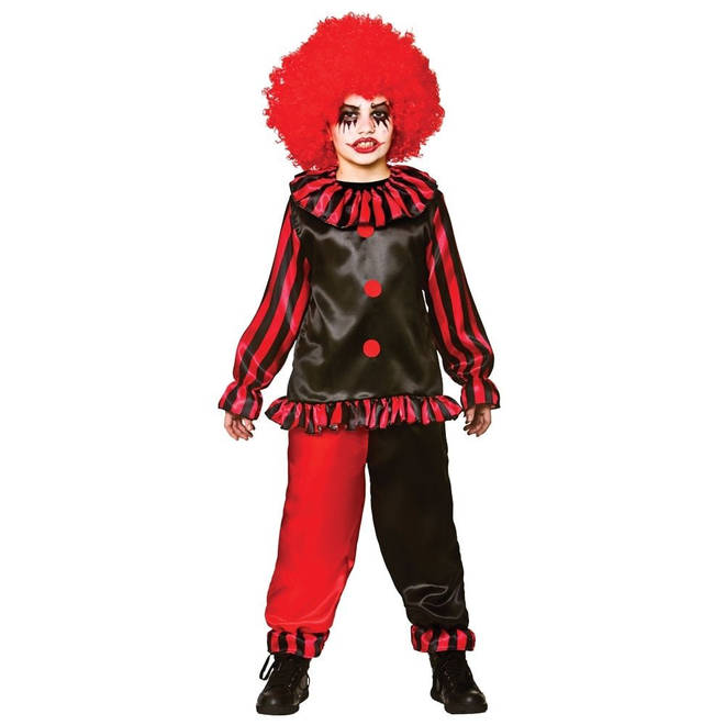 This clown costume is under £10