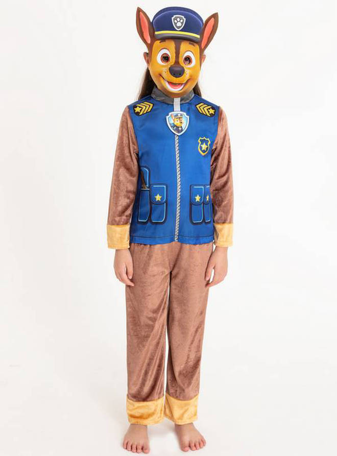 This Paw Patrol outfit is perfect for your son or daughter.