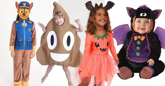 Here's the best Halloween costumes for children