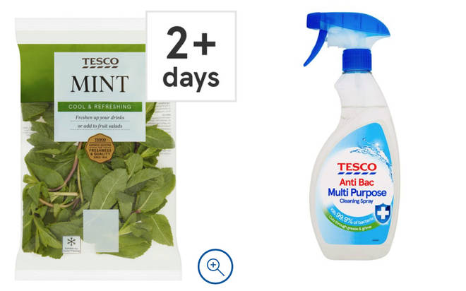 The hack will cost you under £2 if you don't have the products in your house already