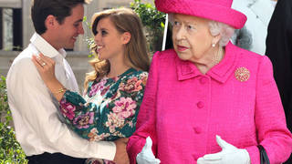 The Queen may stop Princess Beatrice from getting married in Italy